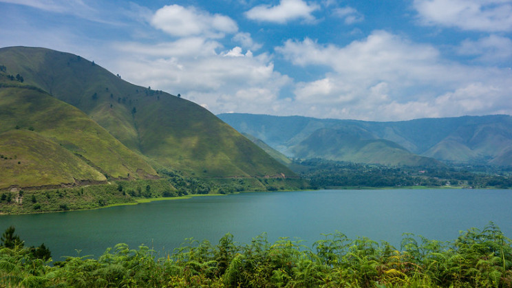 2020 disasters lake toba